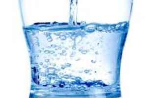 acqua  salute  benessere