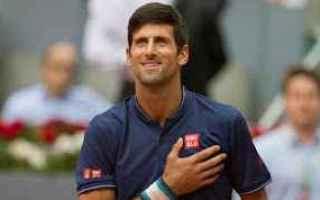 Tennis: tennis grand slam nadal djokovic