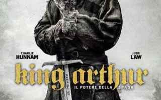 Cinema: jude law king arthur cinema guy ritchie