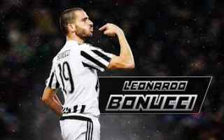 Calcio: bonucci  leonardo bonucci
