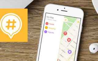 android iphone mappe luoghi locali posti