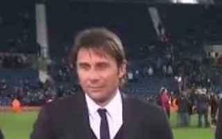 Calcio: antonio conte premier chelsea news