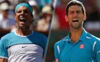 Tennis: tennis grand slam djokovic nadal