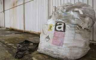 Salute: amianto  pericolo