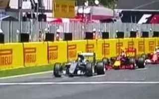 Formula 1: hamilton pole ferrari vettel formula 1
