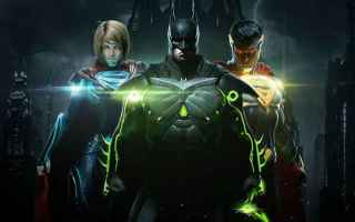 Mobile games: injustice 2 android iphone videogames