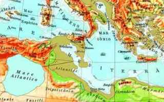 atlantide  canale di sicilia  tritonide