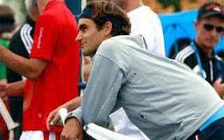 Tennis: tennis grand slam federer svizzera