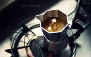 Gastronomia: caffè  moka  carmencita  bialetti