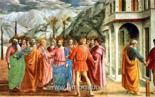 Arte: arte  cappella brancacci  masaccio