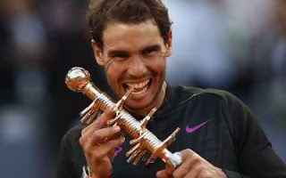 Tennis: tennis grand slam nadal campione