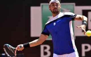 Tennis: tennis grand slam fognini internazionali