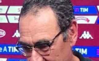 Serie A: napoli sarri calcio  de laurentiis