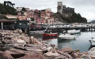 Viaggi: turismo  liguria  borghi  italia