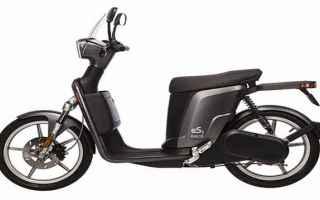 askoll es3  scooter elettrico  moto
