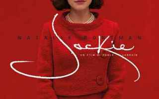Cinema: jackie  nathalie portman cineforum