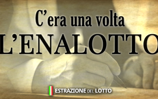 Storia: enalotto  superenalotto  lotto