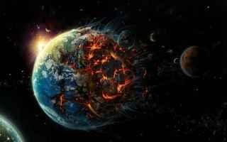 pianeta x  nubiru  collisione  fine del