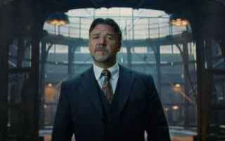 Cinema: la mummia  russell crowe  cinema