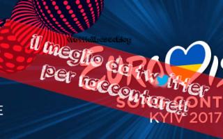 Spettacoli: musica  eurovision  contest  italia