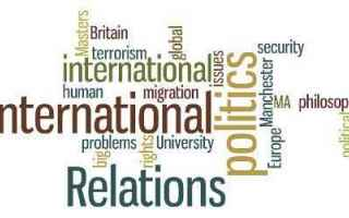 dal Mondo: politica internazionale  blog  esteri
