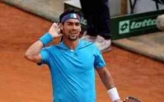 Tennis: fognini  murray