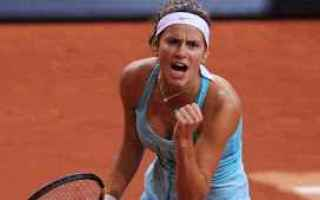 Tennis: tennis grand slam sharapova goerges