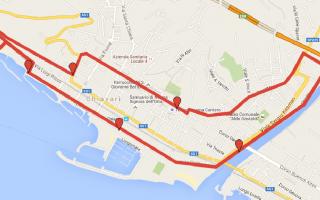 running  maratona  liguria