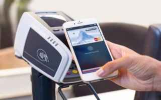 Apple: apple pay  contactless  italia