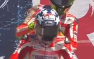MotoGP: motogp hayden  superbike  incidente