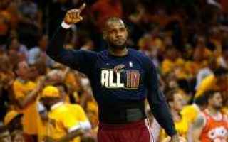 Basket: lebron  cleveland  boston