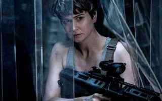 Cinema: cinema  alien covenant  fantascienza