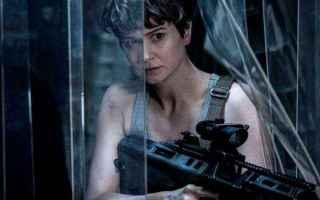 Cinema: cinema  alien covenant  fantascienza