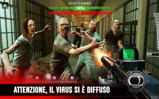 Mobile games: kill shot  virus  android  sparatutto