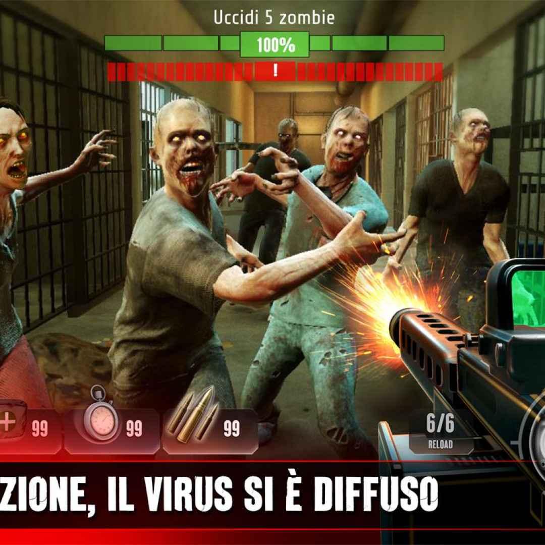 Tutti i giochi di zombie