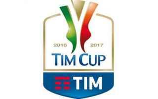 Coppa Italia: tv  tim cup  coppa italia