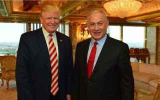 dal Mondo: trump  israele  gerusalemme  palestina
