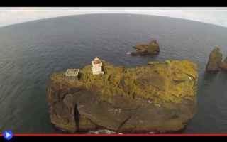dal Mondo: case  isole  islanda  arcipelago  rocce