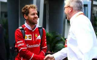 Formula 1: f1  vettel  ferrari  brawn