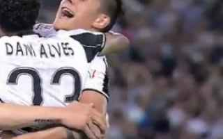 Calcio: juventus  dybala  del piero  serie a