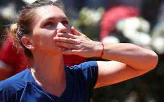 Tennis: tennis grand slam halep internazionali
