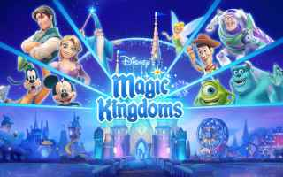 App: disney  magic kingdoms  recensione  app