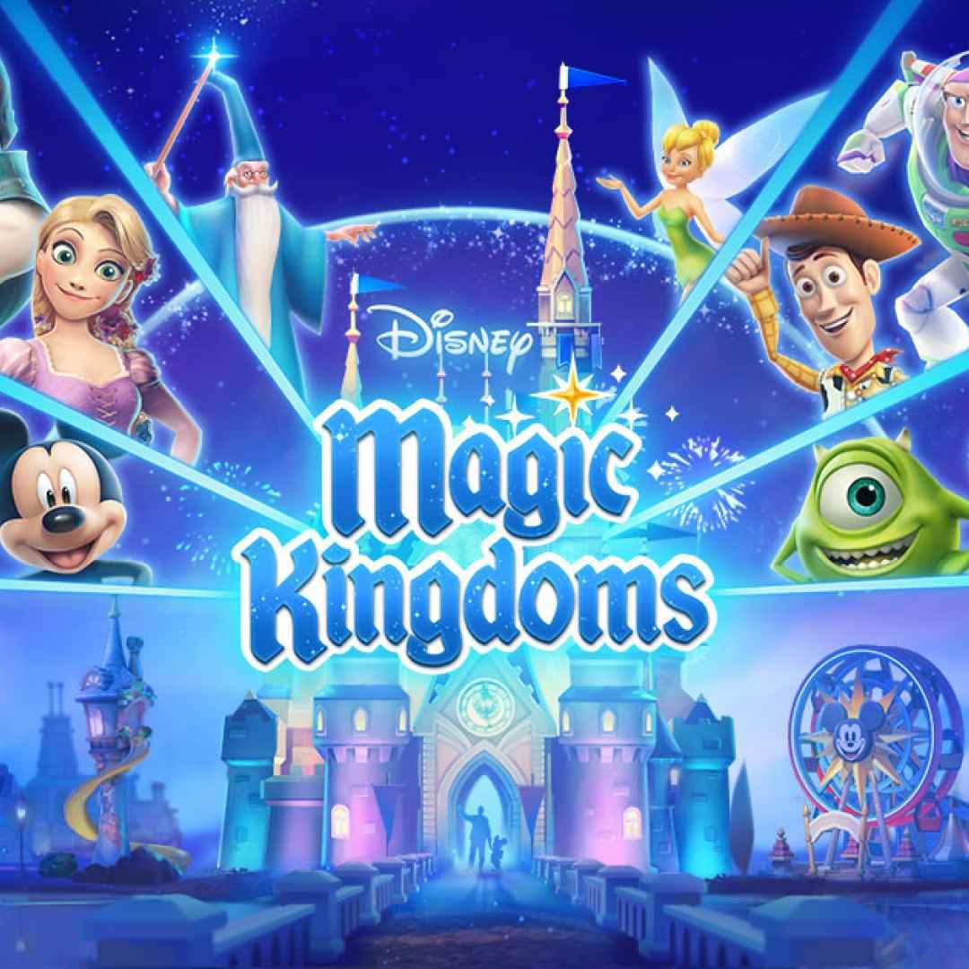 Recensione App Disney Magic Kingdoms Disney