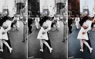 Fotoritocco: foto  colori  bianco  nero  app
