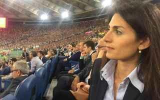 Roma: raggi  renzi  putin  usa  schettino