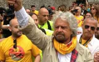 Politica: Le magliette gialle cambiano spalle