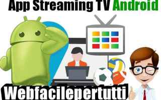 File Sharing: app  streaming  tv  android