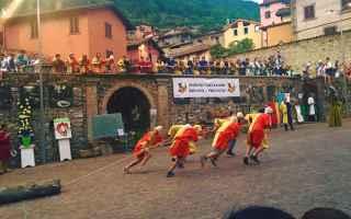 Viaggi: borgo  palio  evento  medioevo  brescia