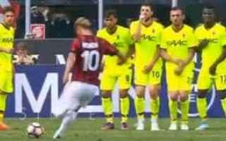 Serie A: milan calcio serie a  europa league