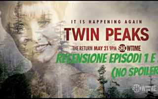 Televisione: twin peaks  david lynch  mark frost  tv